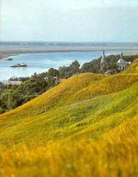 Холмы Старой Рязани